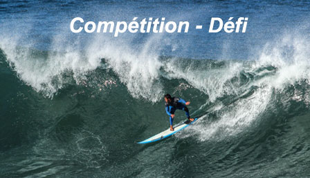 prochaine compétition – défi
